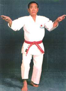 Matayoshi Shinpo Sensei