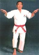 Matayoshi Shinpo Sensei